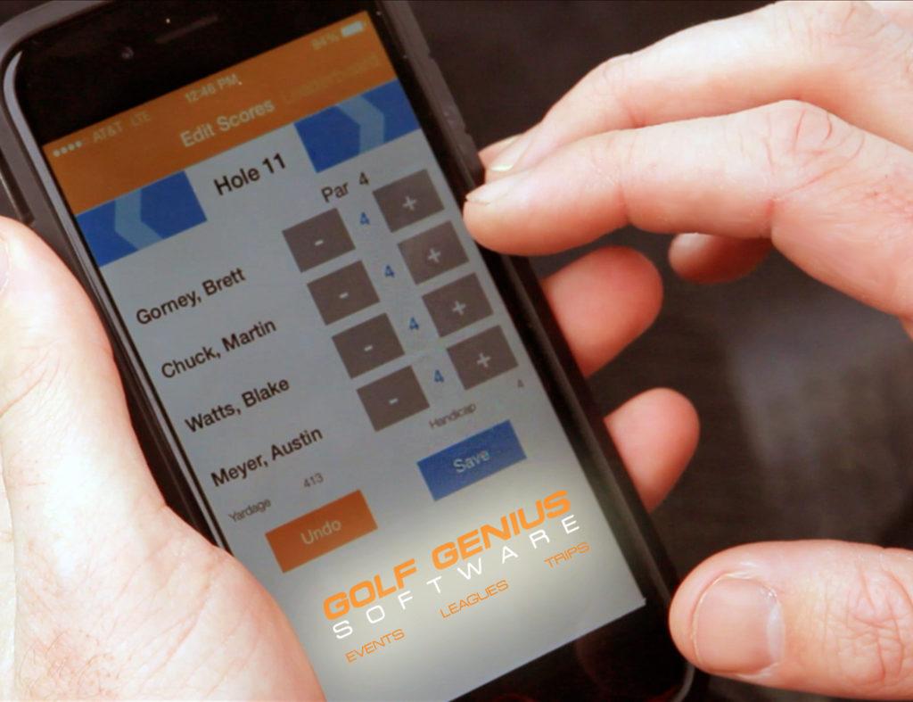 iPhone app scoring